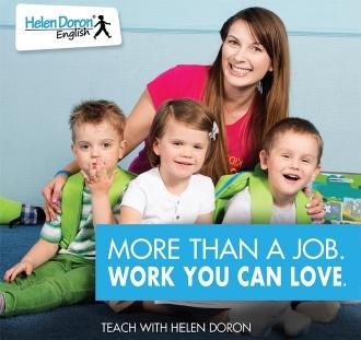 Legyél Te is okleveles Helen Doron tanár
