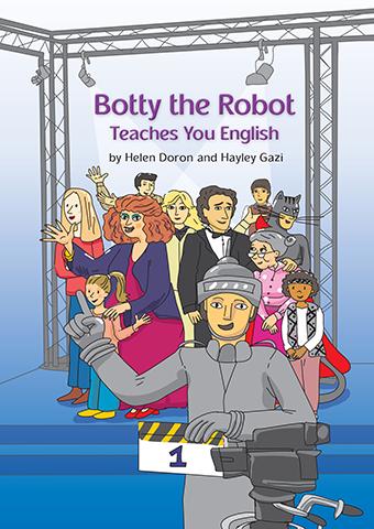 Olvass bele! - Botty the Robot 