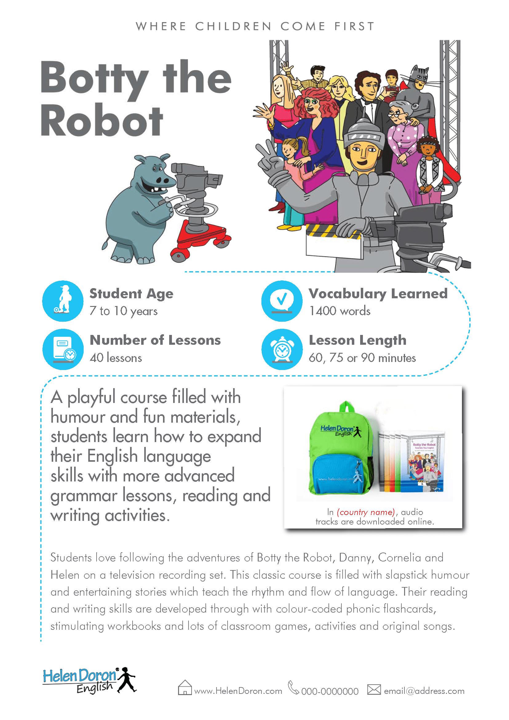 Letöltés - Botty the Robot 