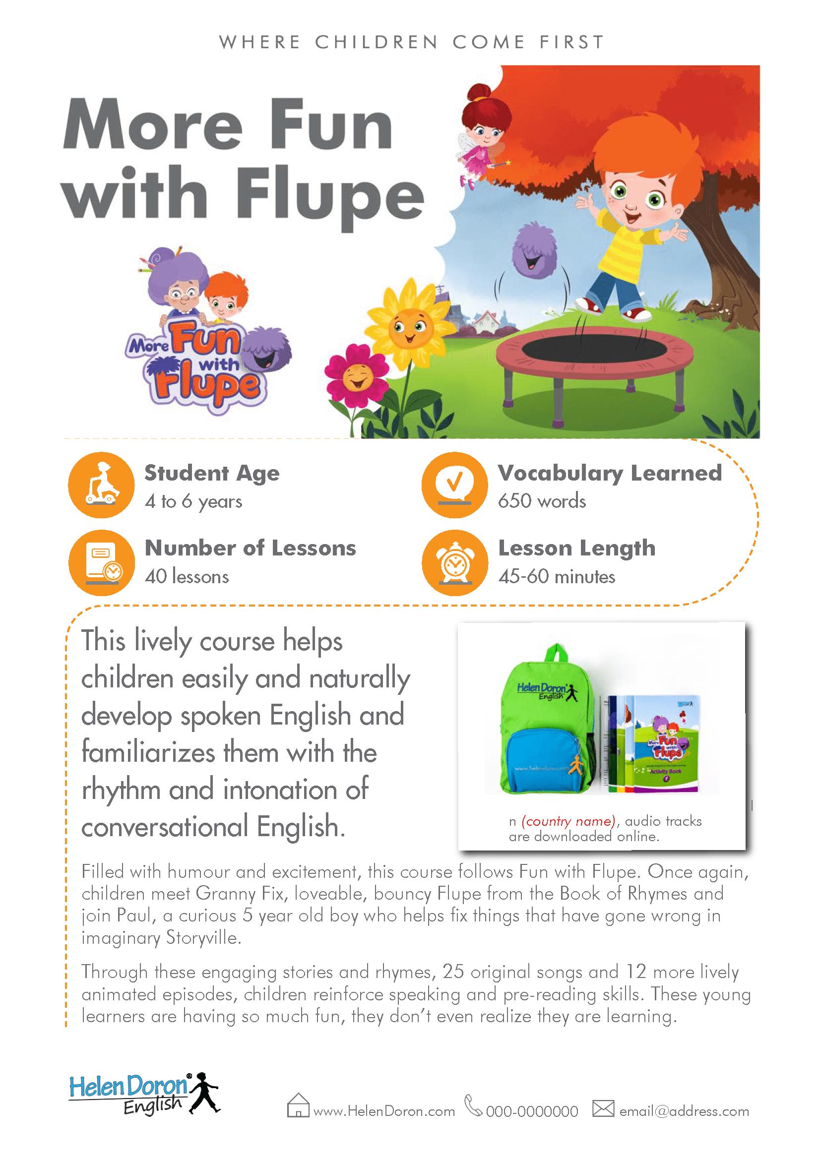 Letöltés - More Fun with Flupe