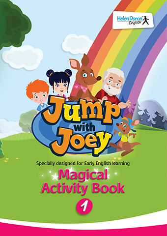 Olvass bele! - Jump with Joey