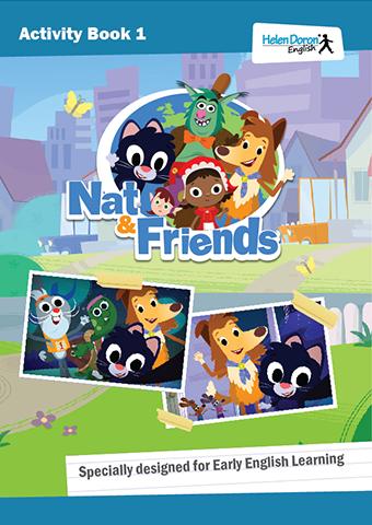 Olvass bele! - Nat and Friends 