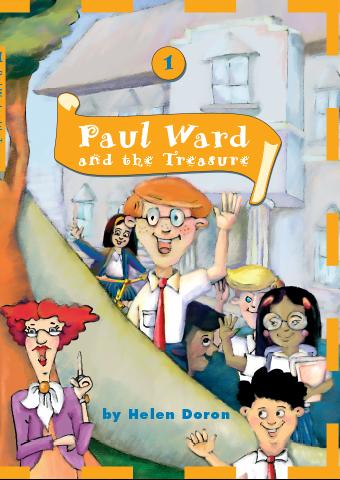 Olvass bele! - Paul Ward and the Treasure 