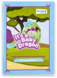 Olvass bele! - It's a Baby Dragon