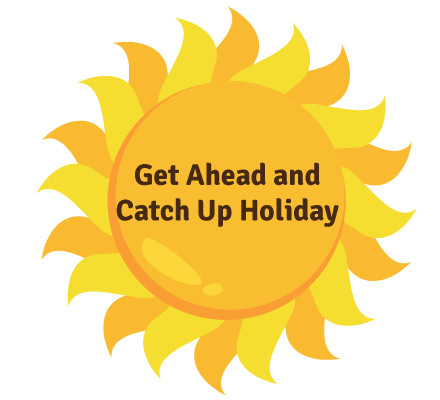 Get Ahead and Catch Up Holiday Courses 8-19 éves gyerekeknek