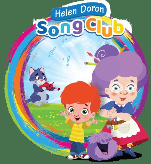 Énekelj velünk a Helen Doron Song Club-ban!